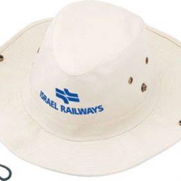 כובע אוסטרלי - רחב שוליים