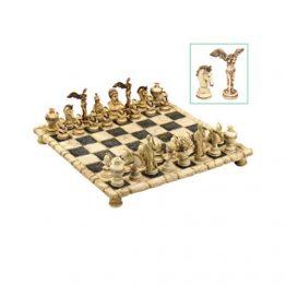 """שחמט מיתולוגיה יוונית 27 ס""""מ"""