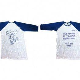 חולצות לתלמידים עם הדפס של דורה וכיתוב בהתאמה אישית