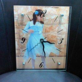 שעוני קיר עם הדפסה אישית