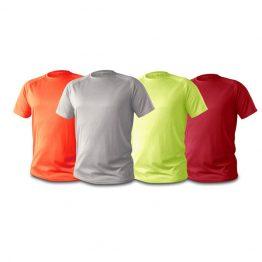 הדפסה על חולצות דרייפיט (מנדף זיעה)