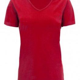 הדפסה על חולצות נשים קצרות